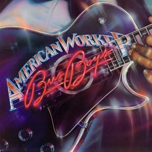 Album  Cover Bus Boys - American Worker on ARISTA Records from 1982
