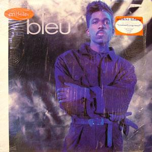Album  Cover Mikki Bleu - I Promise on EMI Records from 1989