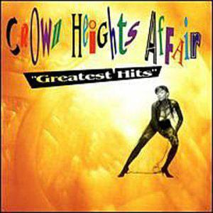 Front Cover Album Crown Heights Affair - Crown Heights Affair