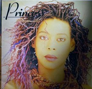 Album  Cover Princess - Princess on SUPREME Records from 1986