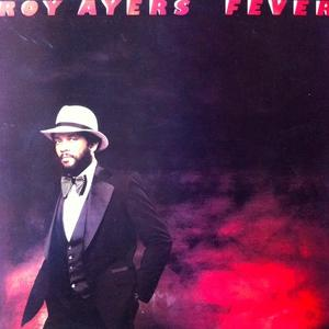 Front Cover Album Roy Ayers - Fever