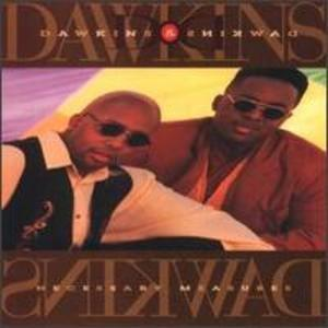 Album  Cover Dawkins & Dawkins - Necessary Measures on A&M Records from 1994
