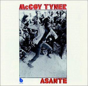 Album  Cover Mccoy Tyner - Asante on BLUE NOTE Records from 1970