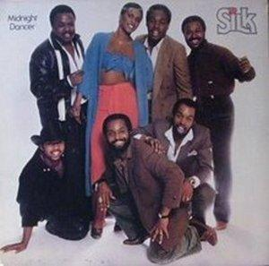 Album  Cover Silk (70s) - Midnight Dancer on PHILADELPHIA INTERNATIONAL Records from 1979