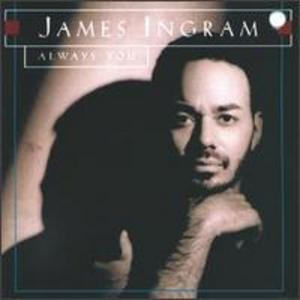 Album  Cover James Ingram - Always You on QWEST Records from 1993