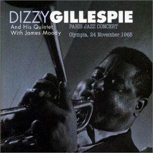 Album  Cover Dizzy Gillespie - Con Alma on JAZZ WORLD Records from 1994