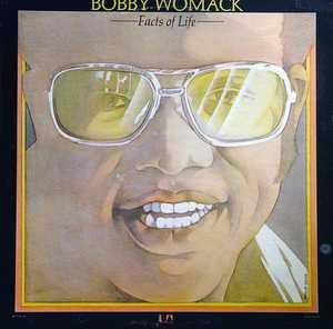 Album  Cover Bobby Womack - Facts Of Life on UNITED ARTISTS Records from 1973