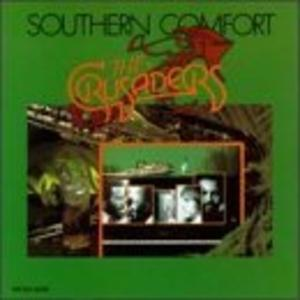 Album  Cover Crusaders - Southern Comfort on MCA Records from 1976