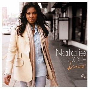 Album  Cover Natalie Cole - Leavin' on US VERVE Records from 2006
