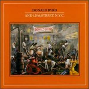 Album  Cover Donald Byrd - Love Byrd: Donald Byrd And 125th St, N.y.c. on ELEKTRA Records from 1979