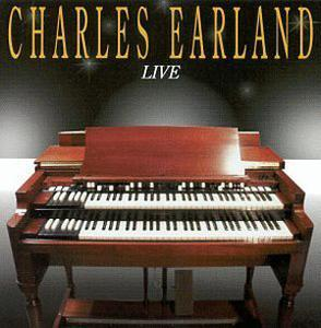 Front Cover Album Charles Earland - Live