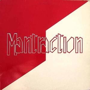 Front Cover Album Mantraction - Mantraction