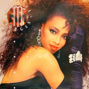 Album  Cover Meli'sa Morgan - Good Love on CAPITOL Records from 1987