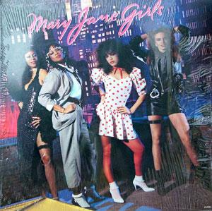 Album  Cover Mary Jane Girls - Mary Jane Girls on GORDY Records from 1983