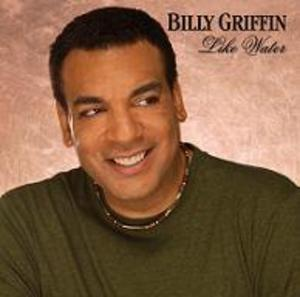 Album  Cover Billy Griffin - Like Water on EXPANSION Records from 2006