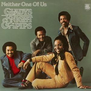 Album  Cover Gladys Knight & The Pips - Neither One Of Us on SOUL Records from 1973