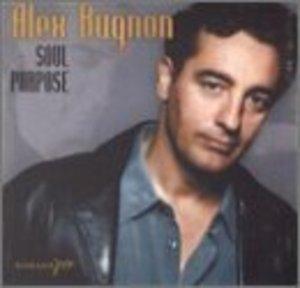 Album  Cover Alex Bugnon - Soul Purpose on NARADA Records from 2001