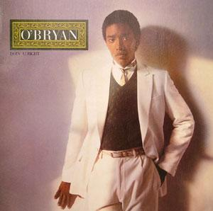 Album  Cover O' Bryan - Doin' Alright' on CAPITOL Records from 1982