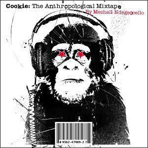 Album  Cover Me'shell Ndegeocello - Cookie (the Anthropological Mixtape) on MAVERICK Records from 2002