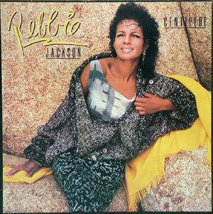 Album  Cover Rebbie Jackson - Centipede on COLUMBIA Records from 1984