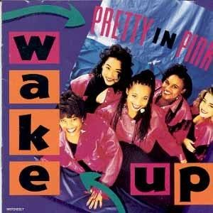 Album  Cover Pretty In Pink - Wake Up on MOTOWN Records from 1991