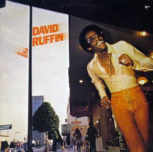 Album  Cover David Ruffin - In My Stride on MOTOWN Records from 1977