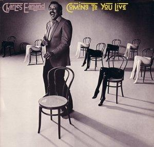 Front Cover Album Charles Earland - Coming To You Live