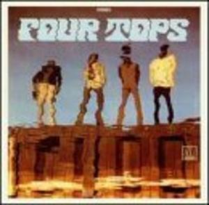 Front Cover Album The Four Tops - Still Waters Run Deep
