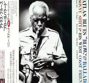 Album  Cover Sonny Stitt - Atlas Blues: Blow And Ballad on ATLANTIC Records from 1999