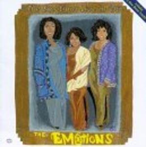 Front Cover Album The Emotions - Emotions Live In '96