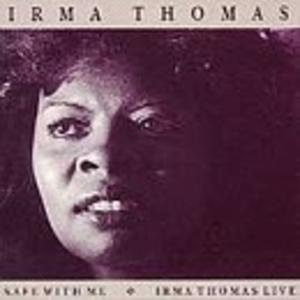 Album  Cover Irma Thomas - Safe With Me on  Records from 1979