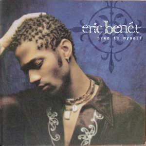 Album  Cover Eric Benét - True To Myself on WARNER BROS. Records from 1996