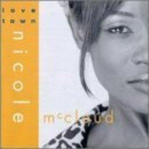 Album  Cover Nicole Mccloud - Love Town on AUREUS Records from 1998