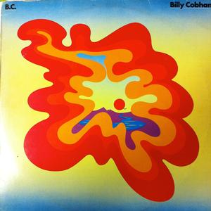 Album  Cover Billy Cobham - B.c. on COLUMBIA (CBS RECORDS) Records from 1979