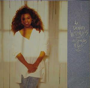 Album  Cover Deniece Williams - As Good As It Gets on COLUMBIA Records from 1988