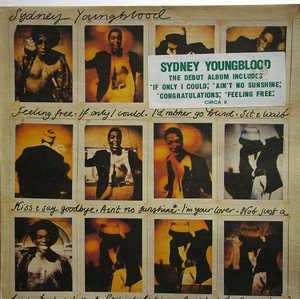 Album  Cover Sydney Youngblood - Sydney Youngblood on CIRCA Records from 1989