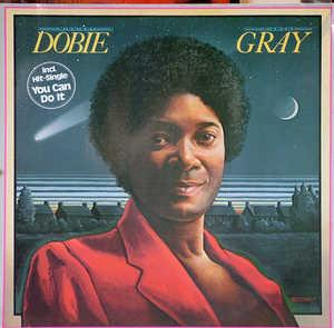 Album  Cover Dobie Gray - Midnight Diamond on INFINITY Records from 1978