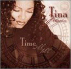Album  Cover Tina Moore - Time Will Tell on TOWN SOUND Records from 2002