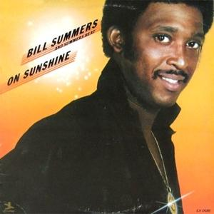 Album  Cover Bill Summers And Summers Heat - On Sunshine on PRESTIGE (FANTASY) Records from 1979