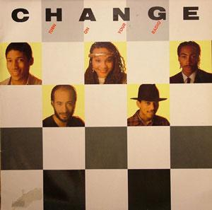 Album  Cover Change - Turn On Your Radio on ATLANTIC Records from 1985