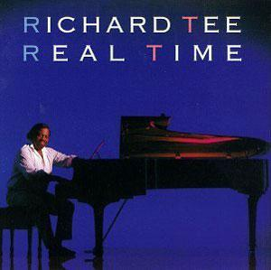 Album  Cover Richard Tee - Real Time on ONE VOICE Records from 1995