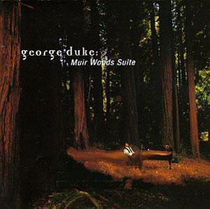 Album  Cover George Duke - Muir Woods Suite on WARNER BROS. Records from 1993