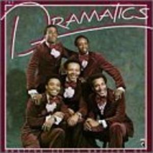 Album  Cover The Dramatics - Whatcha See Is Whatcha Get on VOLT Records from 1972
