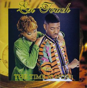 Album  Cover En Touch - The Time Is Now on MOE GOSPO Records from 1997