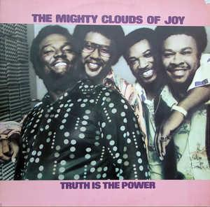 Front Cover Album The Mighty Clouds Of Joy - Truth Is The Power