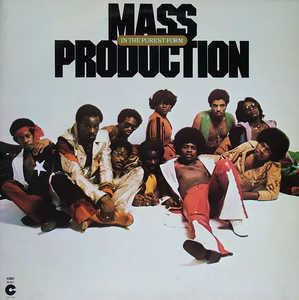 Album  Cover Mass Production - In The Purest Form on COTILLION Records from 1979