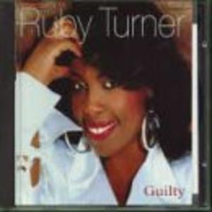 Album  Cover Ruby Turner - Guilty on INDIGO Records from 1996