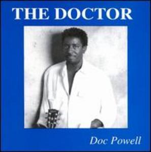 Front Cover Album Doc Powell - The Doctor