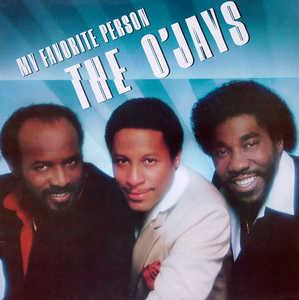 Album  Cover The O'jays - My Favorite Person on PHILADELPHIA INTERNATIONAL Records from 1982
