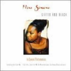 Album  Cover Nina Simone - Gifted And Black on MOJO Records from 1974